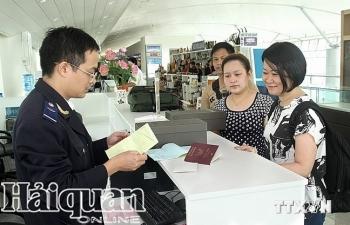 Sửa nhiều quy định về hoàn thuế GTGT  cho người nước ngoài xuất cảnh
