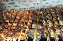 Cá nướng Thái Xuyên, món ngon quê lúa Thái Bình