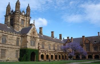 """Tham quan những trường đại học """"đẹp như mơ"""" ở """"xứ sở chuột túi"""""""