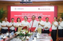 Agribank và Tổng Công ty Điện lực Miền Bắc ký kết hợp tác