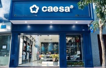 Thương hiệu thời trang CAESA hướng tới sự khác biệt !