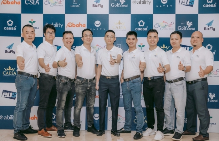 Caesa Entertainment tổ chức Tropical Gala party dành cho các startup