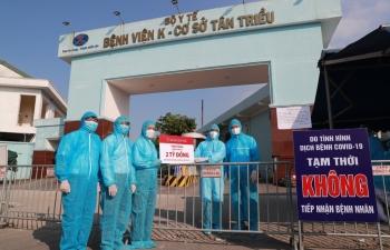 Agribank hỗ trợ bệnh viện tuyến đầu phòng chống Covid-19