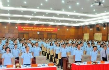 Đảng bộ Cục Hải quan Hải Phòng:  Gắn công tác Đảng với hoạt động chuyên môn, nghiệp vụ