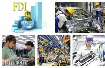Thu hút FDI tiếp tục lập kỷ lục, vừa mừng vừa lo