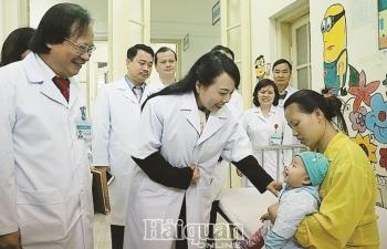 Việt Nam đạt nhiều thành tựu trong chăm sóc sức khỏe nhân dân