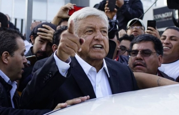 Tổng thống Mexico tuyên bố có thể giành thắng lợi trong chiến tranh thương mại với Mỹ
