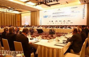 Diễn đàn Doanh nghiệp Việt Nam giữa kỳ 2019:  Vai trò của DN trong phát triển nhanh và bền vững