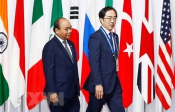Thủ tướng gặp gỡ các doanh nghiệp công nghệ hàng đầu Nhật Bản
