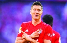lewandowski de doa vi the cua messi ronaldo