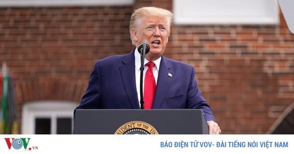Kịch bản tranh cử 2020 của Trump trước những thách thức chồng chất