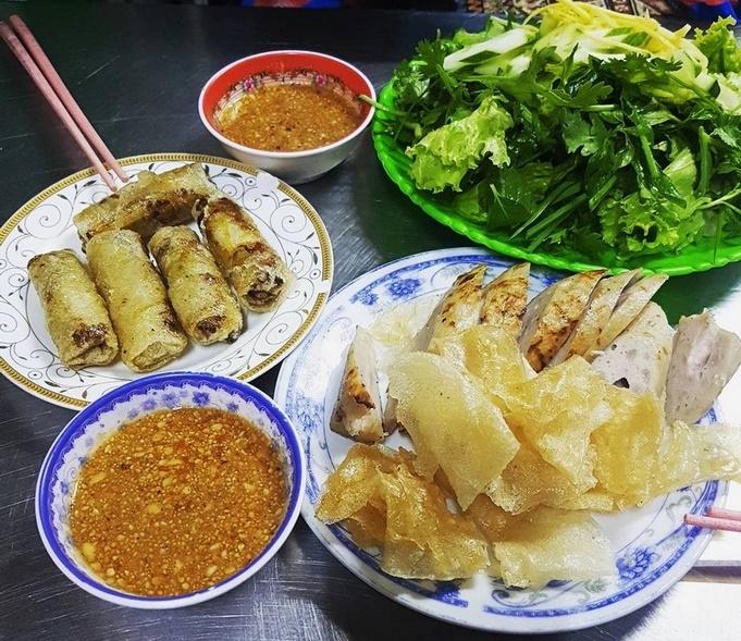 Chả dông - đặc sản vùng đất Phú Yên