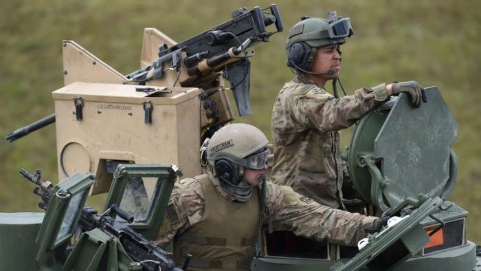 Mỹ rút bớt quân khỏi Đức: Dấu hỏi tình đồng minh?