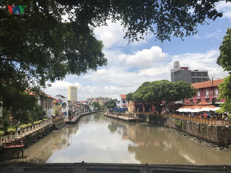 1 ngay trai nghiem o thanh pho co malacca malaysia