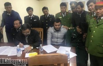 Hải quan Hà Tĩnh:  Đánh trúng các đường dây  tội phạm ma tuý xuyên quốc gia