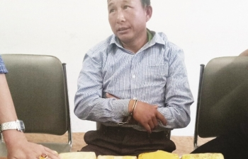 Ngăn chặn ma túy thẩm lậu ở Điện Biên