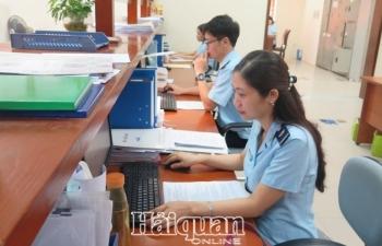 Hải quan Hà Nội:  Thu ngân sách cao nhất trong 5 năm gần đây