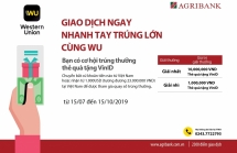 cung agribank giao dich ngay nhanh tay trung lon cung wu