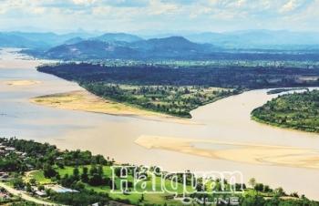 Hiện tượng bất thường  trên dòng Mekong