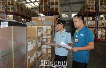 Thủ tục hải quan và chính sách thuế đối với hàng sản xuất XK được chỉ định giao hàng