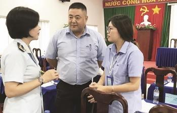 Hải quan Bình Phước góp phần  để đầu tư vào địa phương khởi sắc