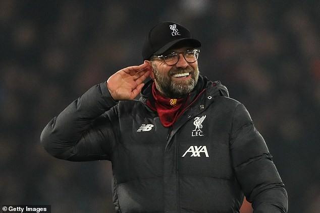 HLV Liverpool gửi 'chiến thư' đến phần còn lại của Ngoại hạng Anh