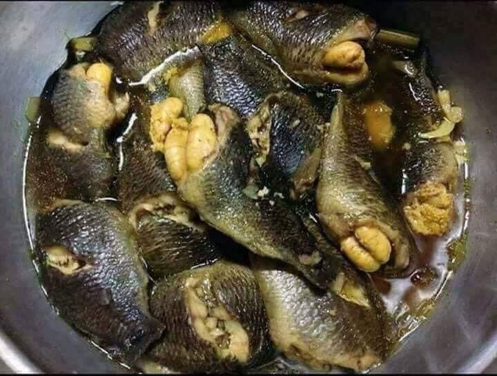 Phong vị đất Hà Nam - Bánh đa cá rô