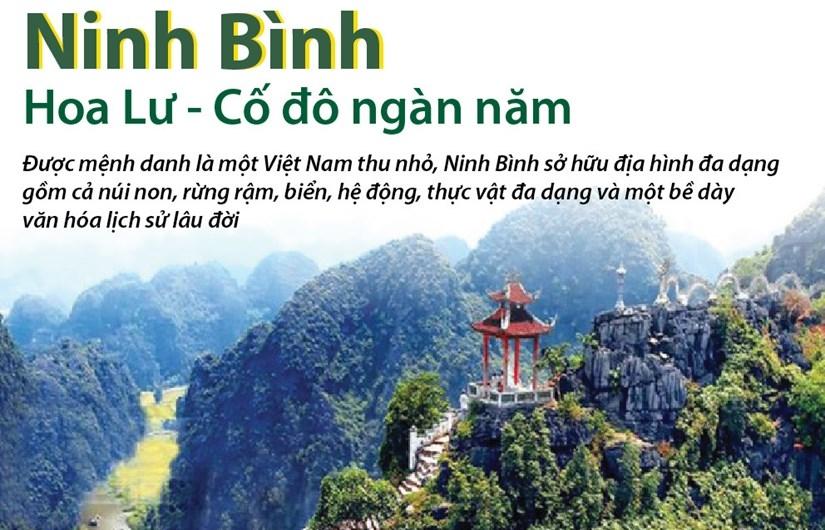 Ninh Bình: Hoa Lư - Cố đô ngàn năm