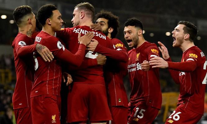 Liverpool đã vô địch Premier League 2019/2020 đầy thuyết phục.