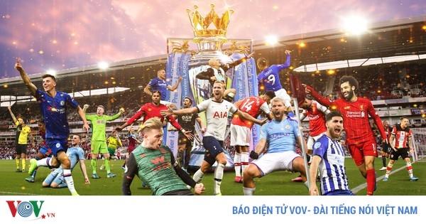 Đội hình tiêu biểu Premier League 2019/20: De Bruyne đá cặp Bruno Fernandes
