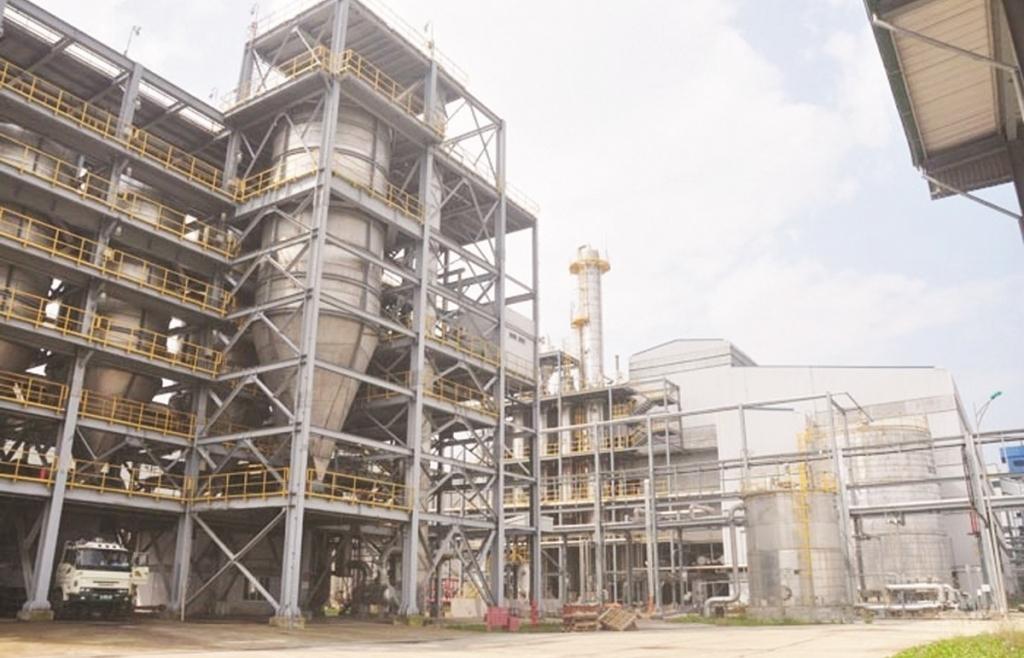 """""""Sức khỏe"""" 12 đại dự án """"đắp chiếu"""": Nhiên liệu sinh học Quảng Ngãi  đảm bảo nguyên liệu để ổn định sản xuất"""