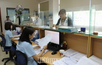 Hải quan Bắc Ninh:  Thu ngân sách giảm theo hoạt động của DN
