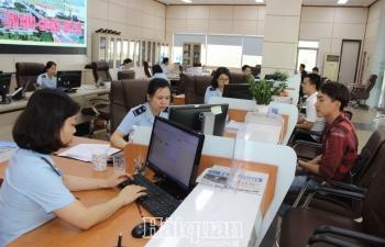 Hiệu quả từ nâng cao năng lực cạnh tranh ở Hải quan Quảng Ninh