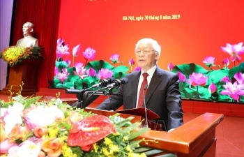 Lễ kỷ niệm cấp Quốc gia 50 năm thực hiện Di chúc của Chủ tịch Hồ Chí Minh
