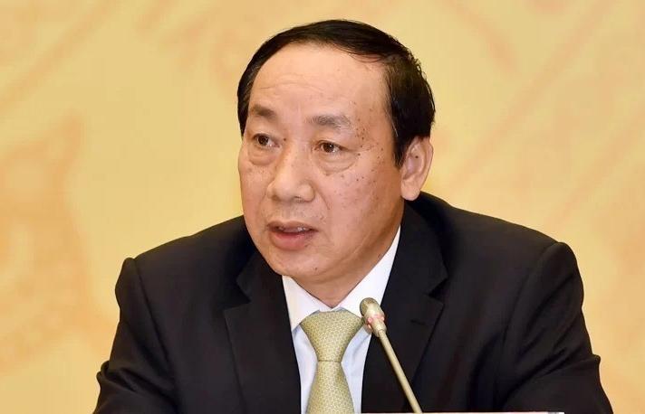 Khởi tố cựu Thứ trưởng Bộ GT-VT Nguyễn Hồng Trường và ông Đinh La Thăng