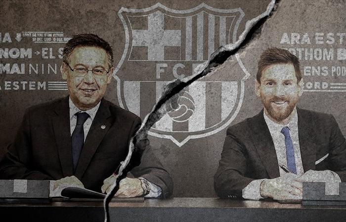 Cuộc hôn nhân giữa Lionel Messi và Barca sẽ kết thúc tại tòa án?