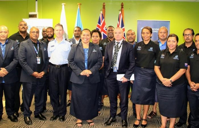 Quốc gia đầu tiên của châu Đại Dương tham gia Chương trình kiểm soát container UNODC- WCO