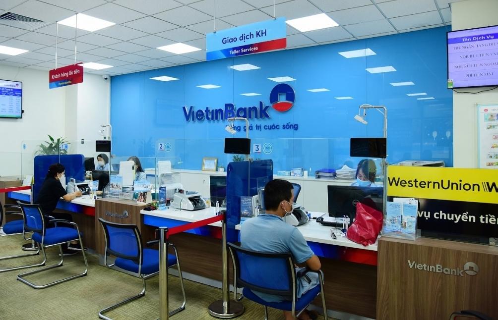 VietinBank tăng cường hỗ trợ doanh nghiệp, người dân