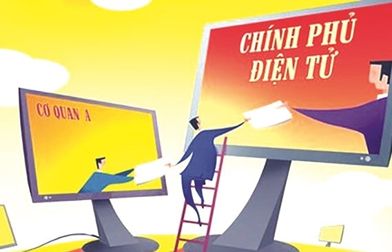 lo trinh thuc hien chinh phu dien tu lieu co den dich