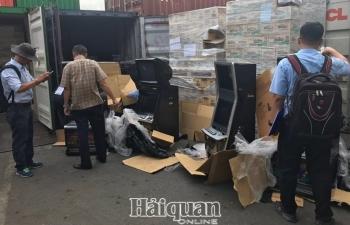Hải quan TP Hồ Chí Minh:  Tăng thu ngân sách hàng trăm  tỷ đồng từ công tác nghiệp vụ