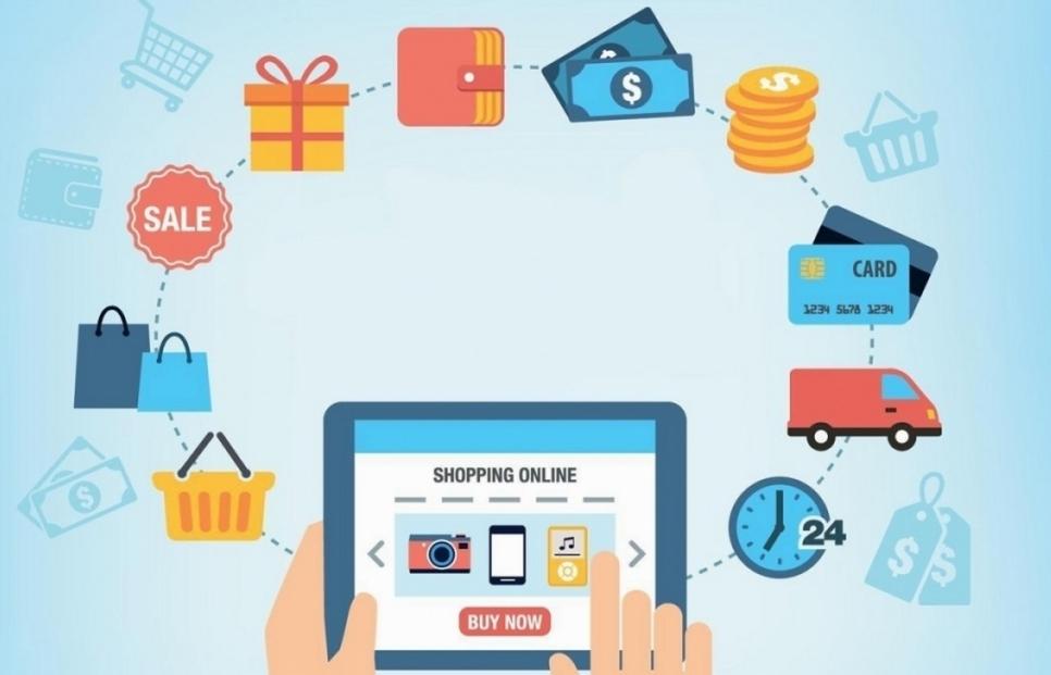 Quản lý hoạt động thương mại điện tử  thông qua hệ thống phù hợp