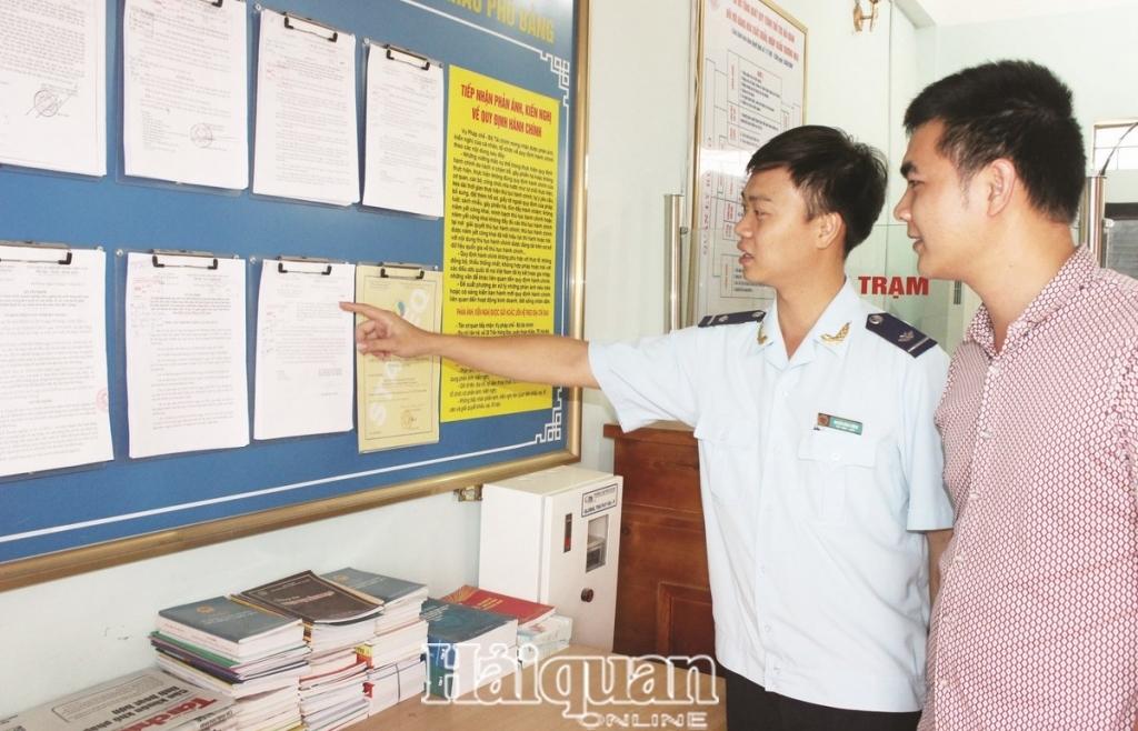 Tổng cục Hải quan dẫn đầu trong công tác  cải cách hành chính của ngành Tài chính