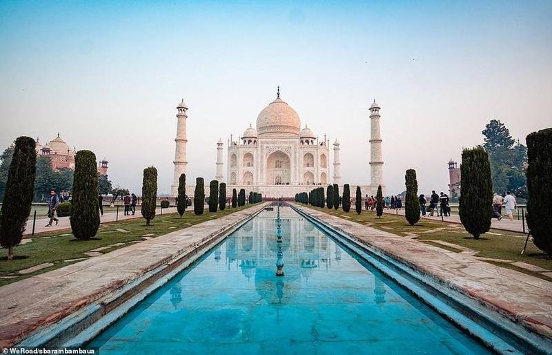 Khám phá những điểm đến kỳ thú của Ấn Độ