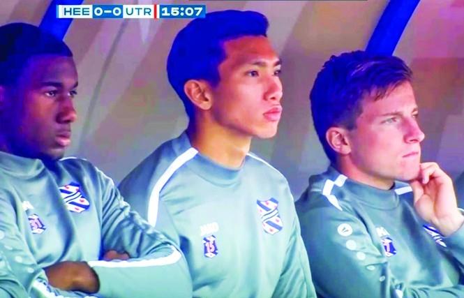 Văn Hậu khởi đầu thuận lợi tại SC Heerenveen