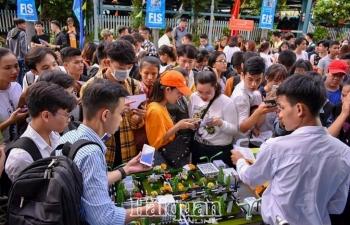 TPHCM: Nhiều chương trình tạo đà cho sinh viên khởi nghiệp
