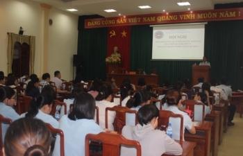 Hải quan Quảng Ngãi đối thoại chuyên đề với doanh nghiệp chế xuất