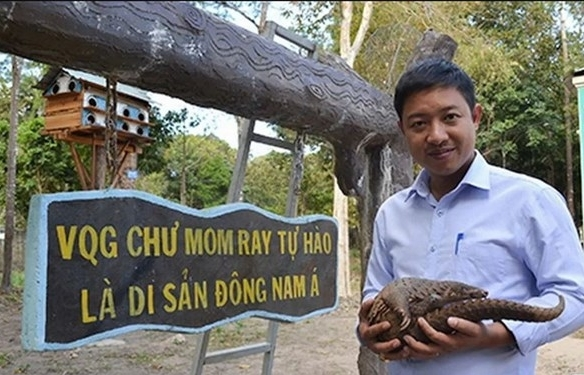 Vườn quốc gia Chư Mom Ray - thiên đường của những loài động vật quý hiếm