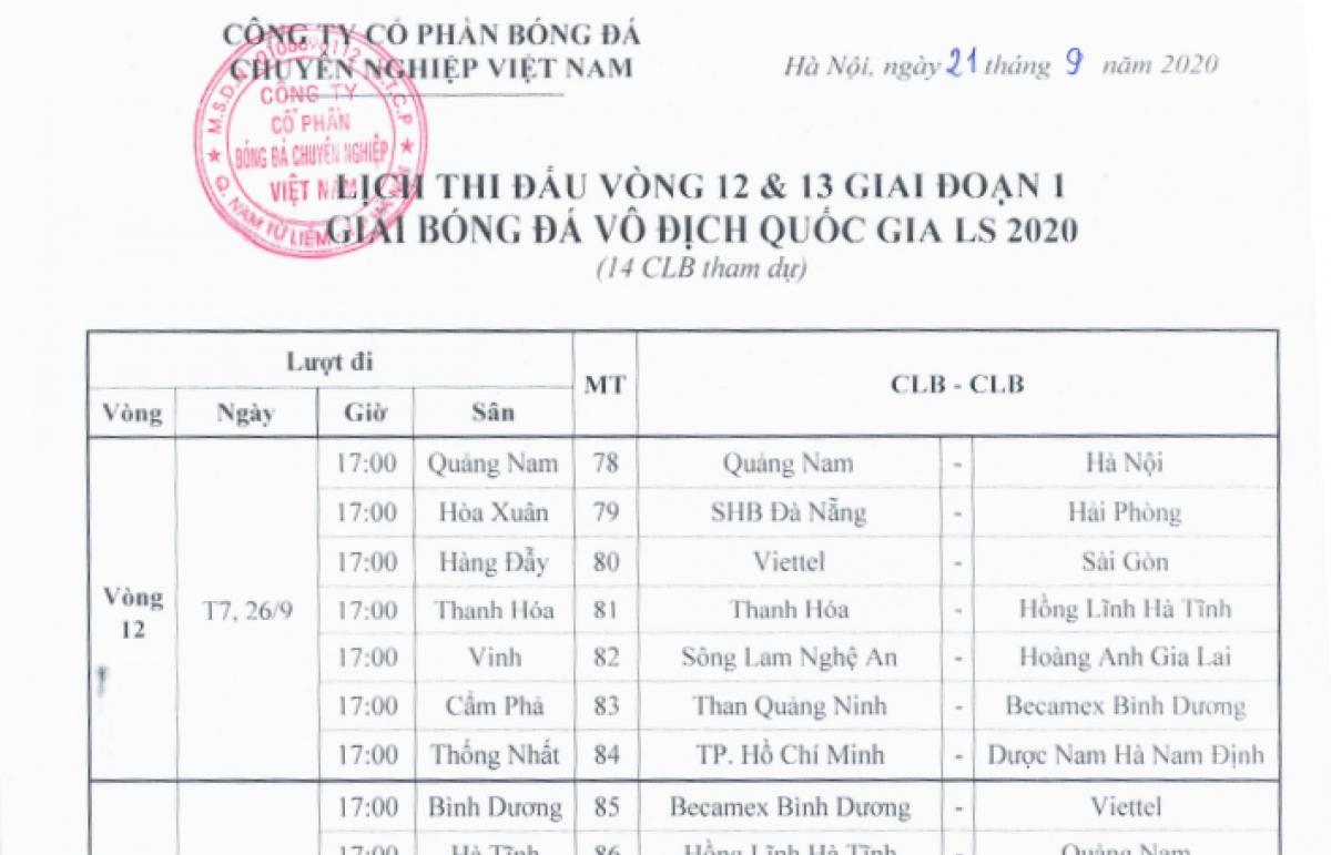 chinh thuc v league 2020 tro lai vao cuoi tuan nay