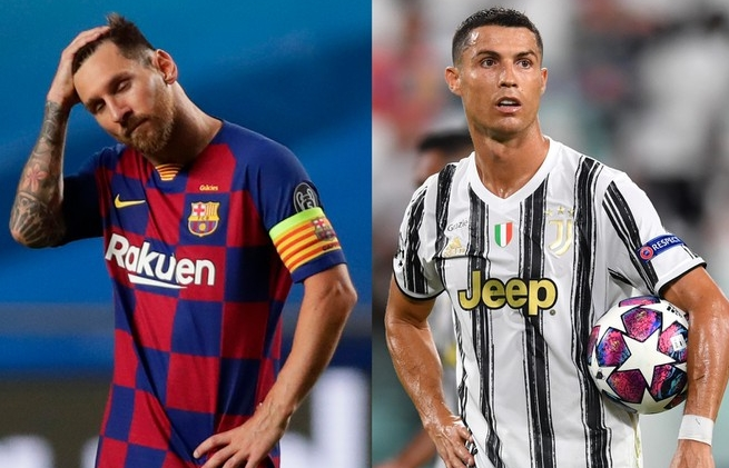 Messi và Ronaldo không được đề cử giải cầu thủ hay nhất châu Âu