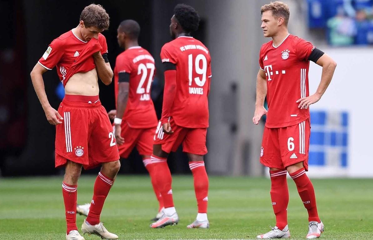 Thử giải mã thất bại không tưởng của Bayern trước Hoffenheim